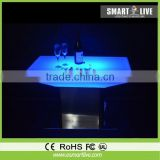 Double sides table LED light cosmetic mirror ,led table makeup mirror
