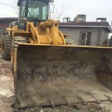used cat 966C front wheel loader