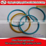 Any Color Silicone Rubber O Ring &HNBR O Ring &NBR rubber O Ring