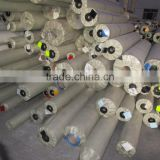 PVC tarpaulin stocklot, 100% pvc coated fabric stocklot, coated tarpaulin for tent and car cover
