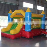 classic Funny jumping castle with slide inflatable Bouncer inflatable bounce house for kids