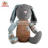 Top Popular New Design Custom Wholesale Soft Plush Toy Stuffed Rabbit Dolls