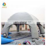 2014 Fshion Grey Inflatable Lawn tent ,event tent with dome,luxury camping tent for sale