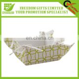 Customized Logo Promotional Cotton Storage Basket