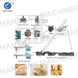 factory nougat cake production line nougat cake processing line