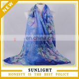 New arrival cotton voile scarf wholesale cheap