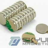 Neodymium Magnet Disc Super Strong Rare Earth N35 Small Fridge Magnet