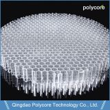 PC Honeycomb Good Thermal And Electric Insulator Apply Into Energy Absorbing Structures