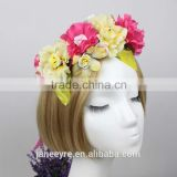 Wholesale Colorful Flower Garland,indian Wedding/Party Bridal Garland