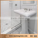 Sanitary Ware Decorative Washroom Pedestal Basin Free Standing