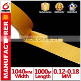 double sided self adhesive Cross glass Filament tape made in china