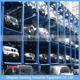 Multi Level mobile Car Sliding Parking device, auto Lift system