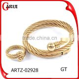 Jewelry manufacturer china accessories for women bracelet & rings jewelry sets                                                                         Quality Choice