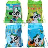 FH Kids Nonwoven Drawstring Bag Children Cartoon Printing School Backpacks,Shoulder Bag                                                                                                         Supplier's Choice