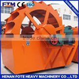 Wet processing china sand washer machine sand washing machinery for sale with CE and IOS certification