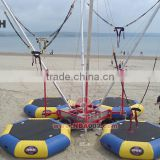Fitness Bounce Bed Jumper, Bungy Trampoline