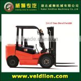 2.5 ton new design forklift for sale in Dubai