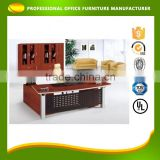 Customized New Design Office Table Wood Antique Executive Desk