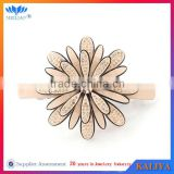 New Puff Hair Clip Ladies Fancy Hair Ornament