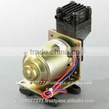 Oil-free DC type piston pump, mini air pump, vacuum pump, portable dental suction