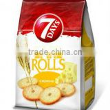 BAKE ROLLS 7 DAYS CHEESE 70g
