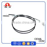 China Cable Manufacturer Sell 1560mm Long PVC Sheathed Auto Rickshaw Clutch Control Cable