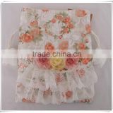 china cheap custom made small linen bags