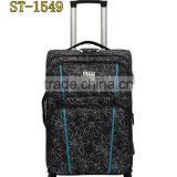 2016 Nylon Suitcase luggage Type and Men,Women,Children Department Name eminent suitcase bag made in china