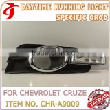 New Design LED Fog Light DRL FOR CHEVROLET CRUZE Daytime Running LIGHT