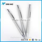 Factory customized metal twist ball pen slim Promotion eco-friendly metal click ball point pen