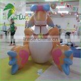 Wonderful Giant 0.4mmPVC Inflatable Dragon / Animal Toys / Inflatable Cartoon From Hongyi