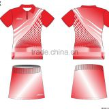 Cheap Sports T Shirts Hot Sales Badminton Sport Jersey