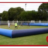 inflatable football field for outdoor competition,inflatable football pitch                                                                         Quality Choice