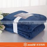 Durable plain best quality well sale pretty colorful useful zhejiang polar fleece blanket