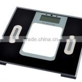 "Future life high accuracy premium digital bathroom scale with large LCD Backlight Display and ""Smart Step-On"" Technology"
