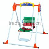 HDL~7553 kids swing with canopy indoor home swing