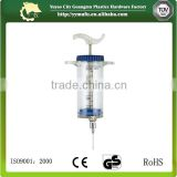 100ml biggest capacity veterinary injector veterinary syringe plastic syringe