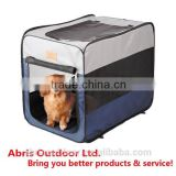 Rectangular Foldable dog carrier cage for Small Animals
