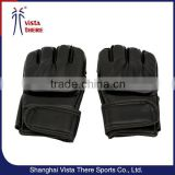 New design custom made durable high quality Leather free mma gloves