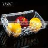 Disposable Plastic Food Packaging Tray and Container fruit and vegetable tray