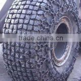 wheel loaders tire/tyre protection chain