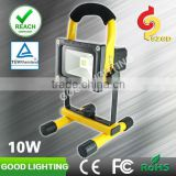 Goodlighting 10W rechargeable high power led searchlight IP65 rechargeable led emergency light