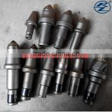 tungsten carbide tipped coal mine picks 42CrMo steel brazed drill chisel coal cutter mining bits