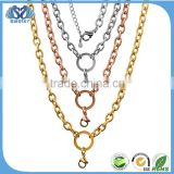 Hot New Products For 2015 Floating Locket Copper Chain