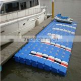 HDPE Pontoon Boat For Jet Ski Dock
