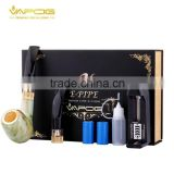 Elegant VAPCIG E pipe smoking pipe parts For V1-V4 Brown/Green/Yellow/White Styles No Leaking Much Better