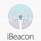 beacon bluetooth with APP and SDK major minor uuid proximity broadcast intervals CC2541 bluetooth le beacon