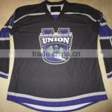 High quality custom ice hockey jersey