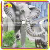 KANO0247 Outdoo Decoration Realistic Animatronic Animal For Sale