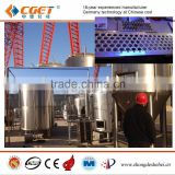 1500L/batch draft beer brewery plant & steam heating brewery Equipment / brewing Plant/Brewery System